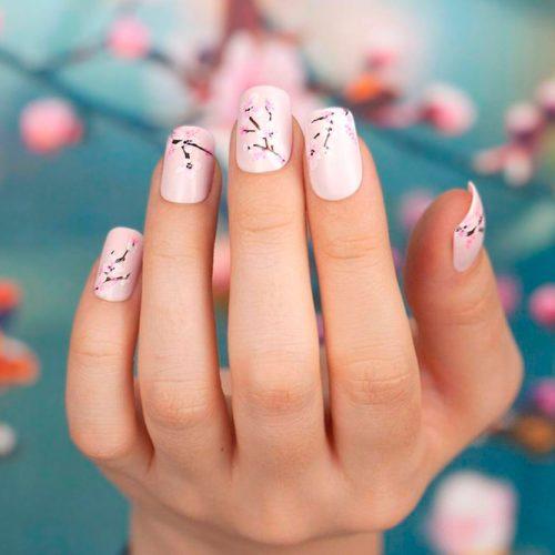 Nail Designs for Short Nails 2019: 25 Cute Short Nail Designs Ideas on nail designs with beads, nail designs pinterest, nail designs 2014, nail designs that are easy, cute nails, water marble nails, gel nails, pink nails, shellac nails, ombre nails, cheetah print nails, nail design tutorials, nail designs tumblr, cool designs for short nails, nail designs with rhinestones, black nails, chevron nails, nail designs with letters, pretty nails, nail tips,