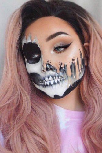 Halloween Makeup Ideas 2019: 33 Halloween Makeup Looks ...