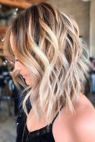 Shoulder Length Haircuts 27 Hairstyles For Shoulder Length Hair Ladylife
