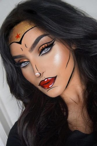 Halloween Makeup Ideas Easy Makeup Looks.Halloween Makeup Ideas 2019 33 Halloween Makeup Looks Ladylife