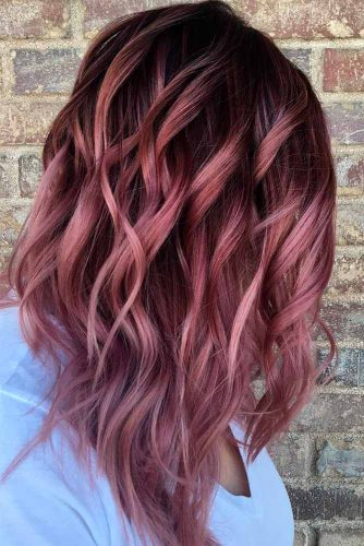 Brown Hair With Highlights 23 Best Highlights For Brown Hair Ladylife