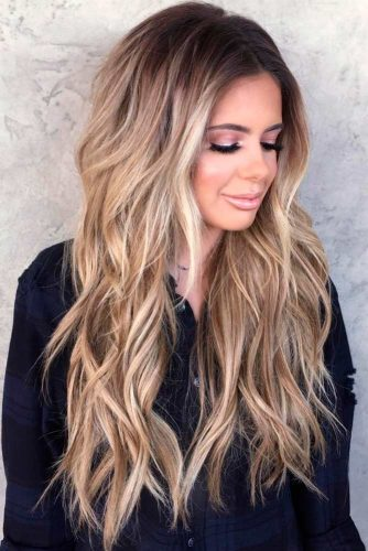 Long Wavy Hairstyles With Layers 19