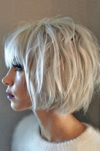 Short Hairstyles For Round Faces 2020 45 Haircuts For