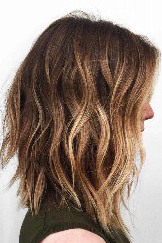 Medium Length Hairstyles 43 Ideas Of Medium Haircuts For Thick Hair