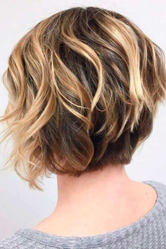 Short Hairstyles for Round Faces 2019: 45 Haircuts for Round Faces ...