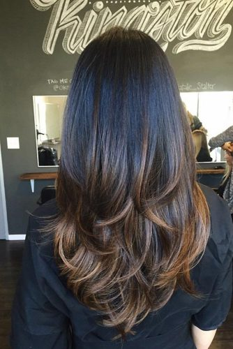 Long Layered Haircuts 21 Best Long Layered Hairstyles Ideas Ladylife