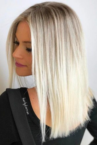 Shoulder Length Haircuts 27 Hairstyles For Shoulder Length Hair