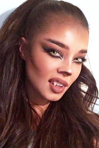 Cute Halloween Makeup Looks.Halloween Makeup Ideas 2019 33 Halloween Makeup Looks