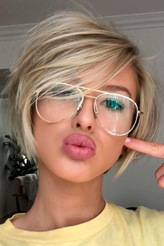 Short Hairstyles For Round Faces 2019 45 Haircuts For Round