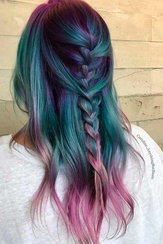 Mystical Mermaid Braid