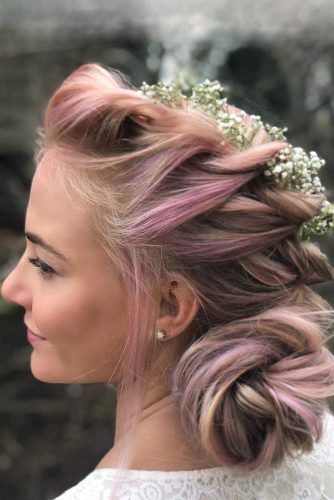 Updos With Neat Braids To Embrace Your Beauty picture 3