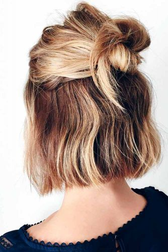 Amazing Hairstyles for Short Hair picture 1