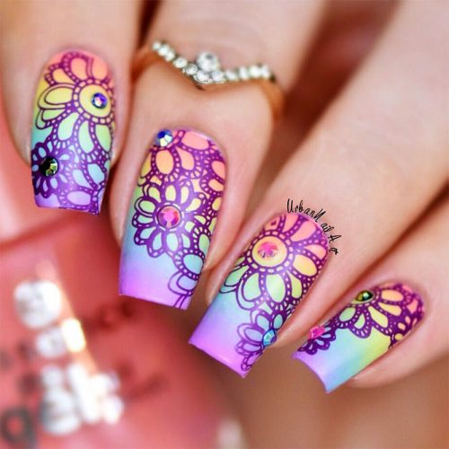 Cute Ombre Nail Designs Picture 1