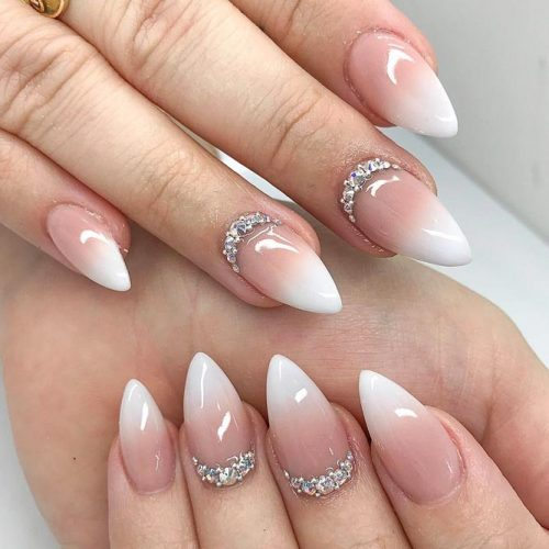 French Manicure Cute Nail Designs picture5