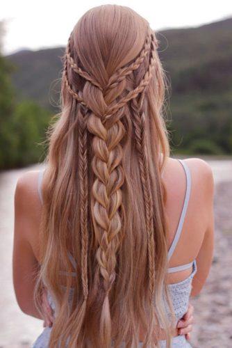 Bohemian Hairstyles 2020 54 Best Boho Hairstyles Ideas