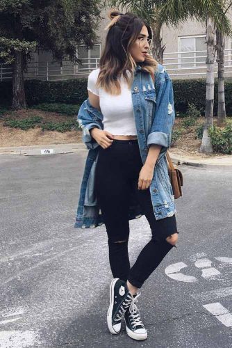 Cute Outfits For School 18 Easy Cute School Outfits Ideas Ladylife