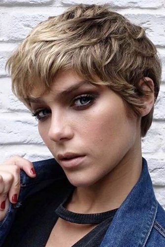 Trendy Styling for Short Hair picture 1