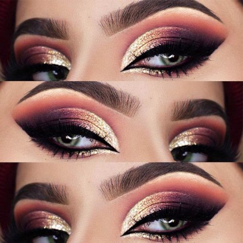 Awesome Makeup Ideas With Cat Eyeline picture 1