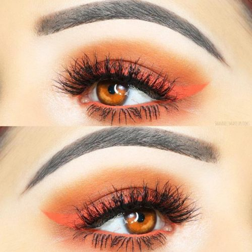 Creative Eye Makeup with Eyeline picture 2