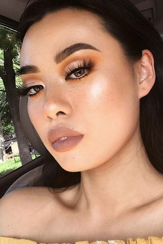 Cute Asian Eyes Makeup Looks picture 1