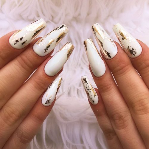 Fast and Easy Ballerina Nails Ideas Picture 2