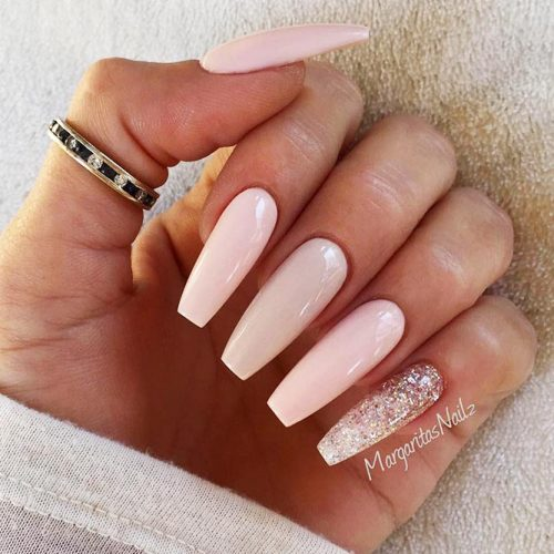 Fast And Easy Ballerina Nails Ideas Picture 4