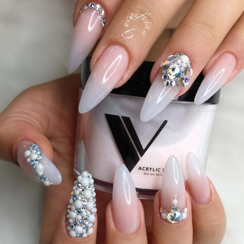 Freshest Almond Shaped Nails picture 2