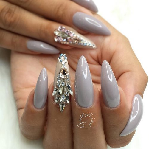 Freshest Almond Shaped Nails picture 3