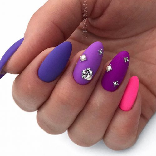 Freshest Almond Shaped Nails picture 6