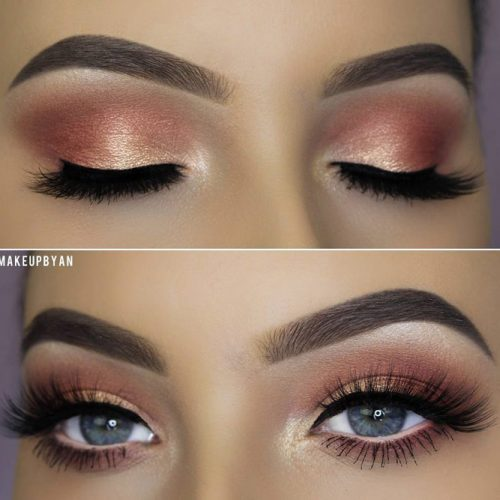 Eye Makeup For Blue Eyes 21 Best