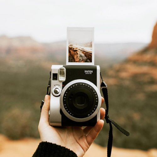 Instant Camera For Memorable Moments picture 2