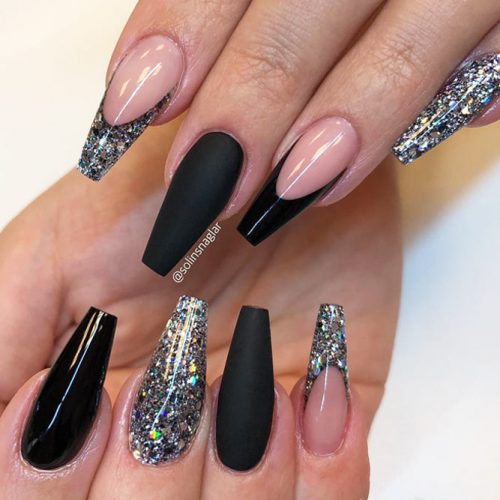 Newest Cool Ballerina Nails Designs picture 2
