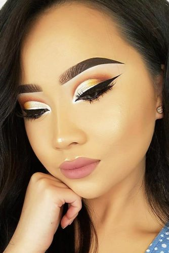Night Glam Asian Makeup Looks picture 3