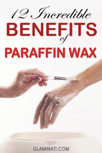 Paraffin Wax Benefits