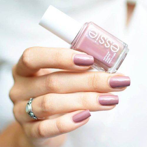 Super Easy Nude Nail Designs Picture 1