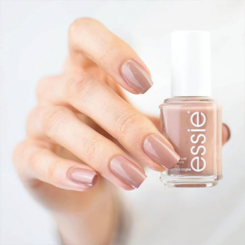 Super Easy Nude Nail Designs Picture 2