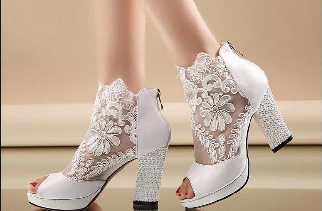 choose wedding shoes